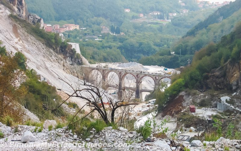 Weekly WOW #054] Marveling at the Marble in Carrara, Italy