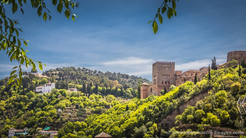 The Alhambra (©simon@myeclectcimages.com)