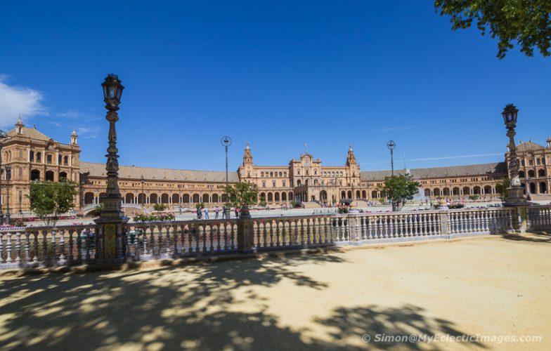 Plaza de España - Site of the 1929 Ibero-American Exhibition (©simon@myeclecticimages.com)