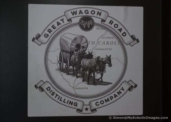 Great Wagon Road Sign