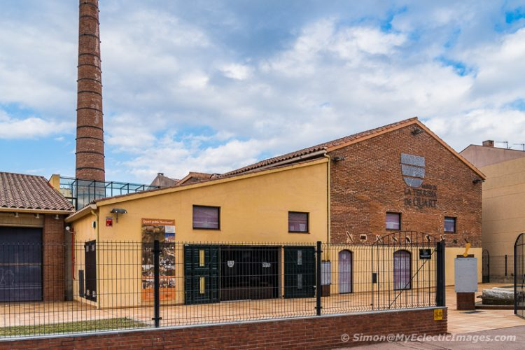 The Pottery Museum in Quart, Costa Brava, Spain (©simon@myeclecticimages.com)
