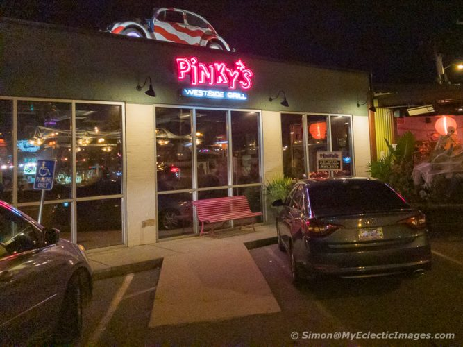 Pinky's West Side Grill in Charlotte (©simon@myeclecticimages.com)