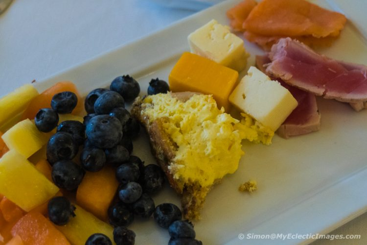 Fare from the Breakfast Buffet at Spoonbread in Greenville, SC (©simon@myeclecticimages.com)