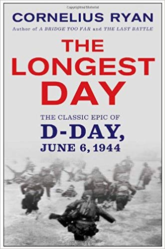 Book Cover for the Longest Day (from Amazon.com)