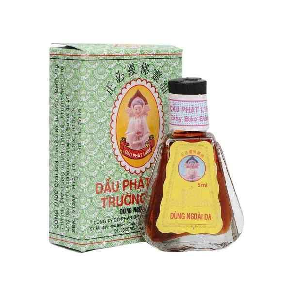 Dau Phat Linh Truong Son 5 ml.