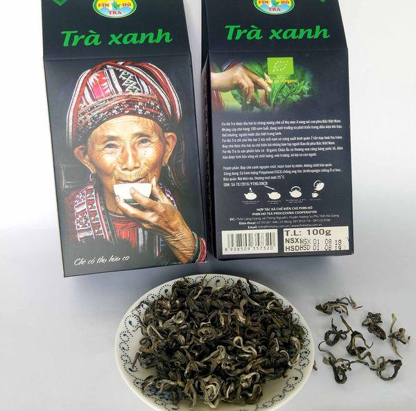 Tea Shan Tuyet Vietnam Fin Ho Hà Giang