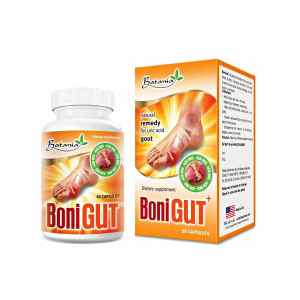Bonigut USA 60 capsules box