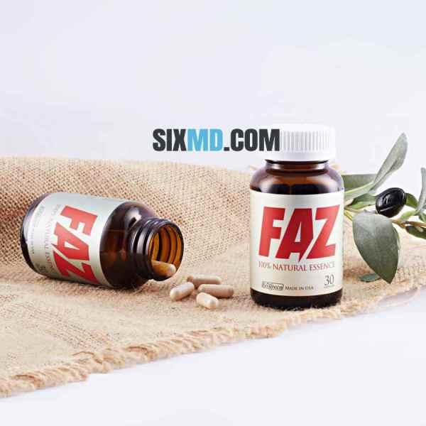 FAZ – Supplement FAZ Ecogreen box capsules