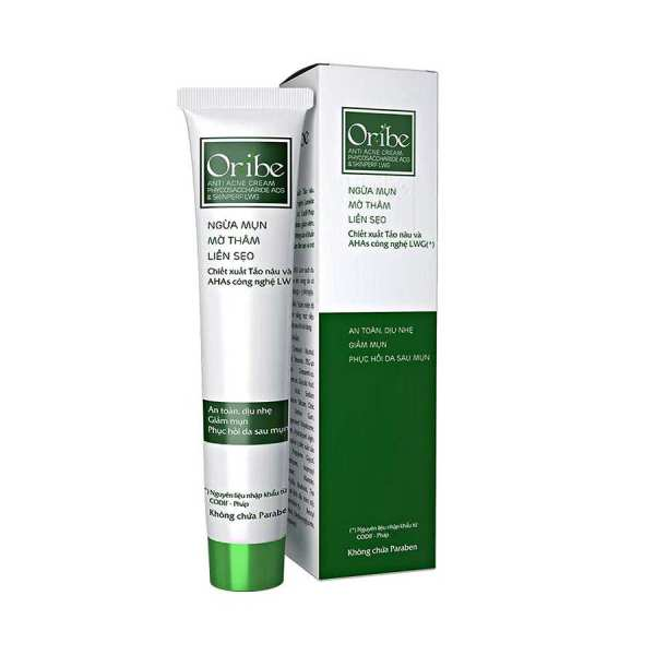 Oribe cream from Vietnam acne cream 20 gr