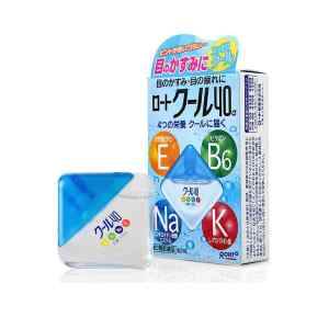 V Rohto Vita 40 Eye Drops Vitamin from Japan