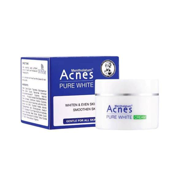 Mentholatum Acnes Pure White Cream 50g