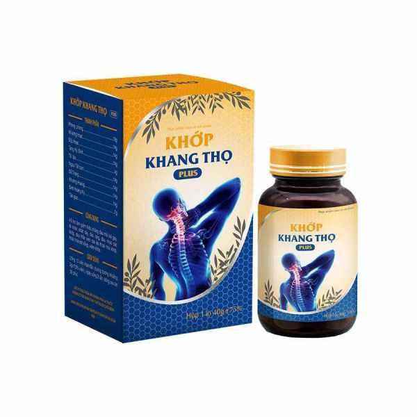 Khop Khang Tho Plus 200 tablets