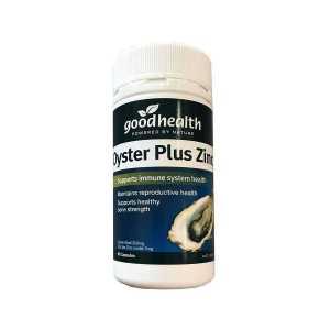 Oyster Plus Zinc 60 capsules buy online