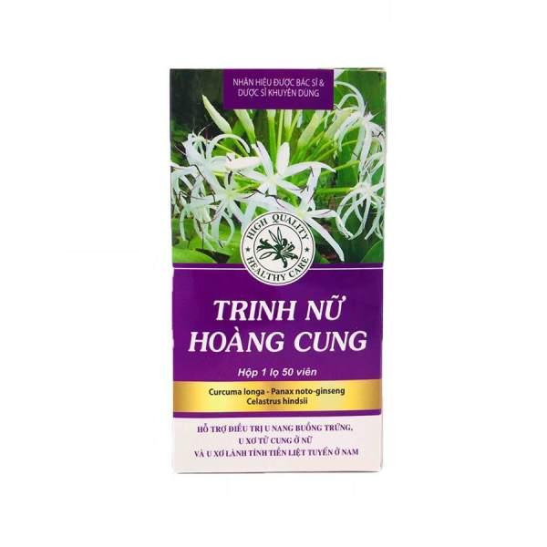Trinh Nu Hoang Cung Crinum