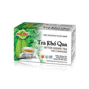 Momordica tea from Vietnam Tra Kho Qua Hung Phat