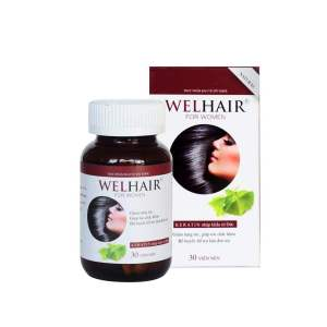 Welhair for women 30 capsules