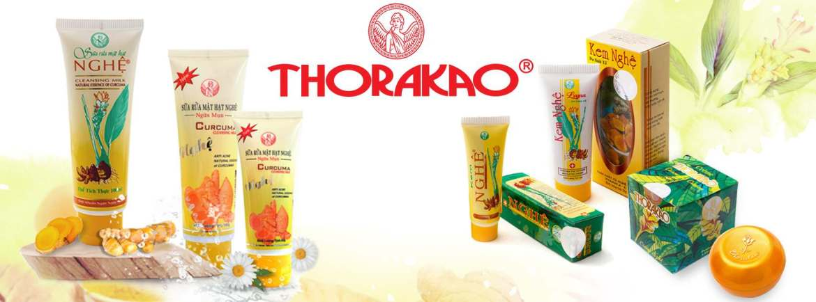 Thorakao cosmetics from Vietnam