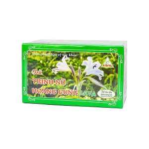 Tea Trinh Nu Hoang Cung Lava - Crinum Latifolium tea - 30 bags