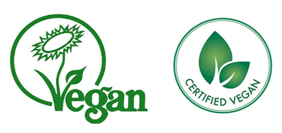 Vegan Cosmetics logo.