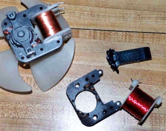 Greg's 3-Stage Coil Gun Coilgun Page Electromagnetic