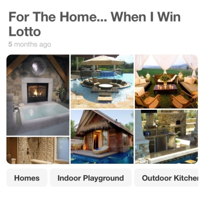Pinterest Lotto