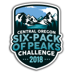Central Oregon Six-Pack of Peaks Challenge