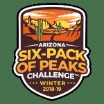 Arizona Six-Pack of Peaks Challenge - Winter 2018/19