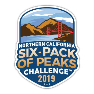 2019 NorCal Six-Pack of Peaks Challenge
