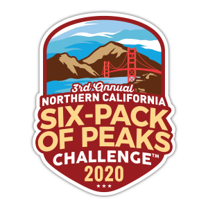 2020 NorCal Six-Pack of Peaks Challenge