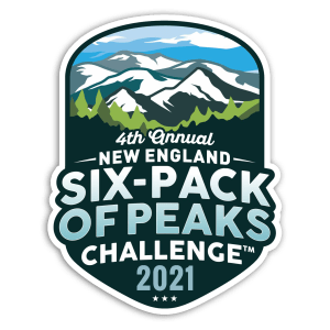 2021 New England Six-Pack of Peaks Challenge