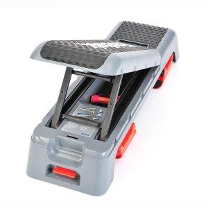 Reebok Professional Deck Workout Bench Storage