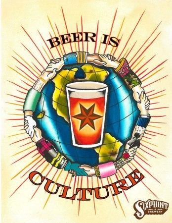 beer is culture globe