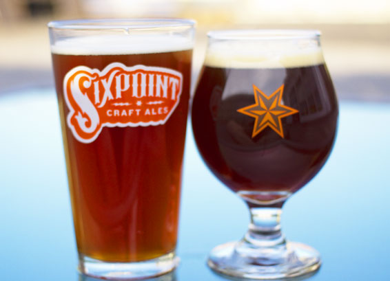 The Incredible Mild and the Old Redhooker on the Sixpoint Rooftop