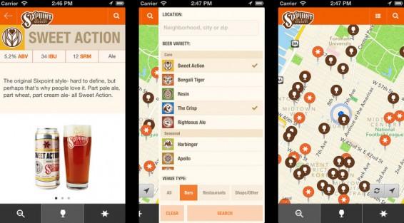 Sixpoint Mobile App