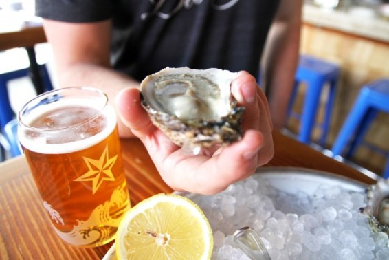 Jammer and Oyster Pairing