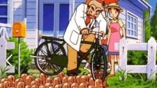 professor oak bicycle diglett