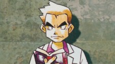 professor oak card art base set
