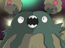 garbodor anime front