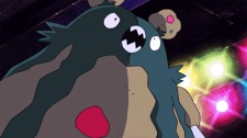 garbodor anime roxie