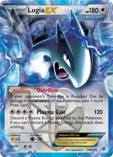lugia ex plasma storm