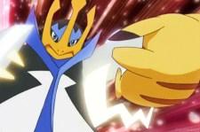 empoleon vs pikachu