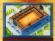 pokemon gym stadium tv
