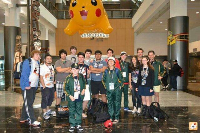 team australia worlds 2013
