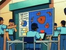 command center organization map computer