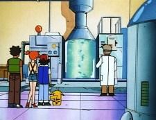 professor oak lab