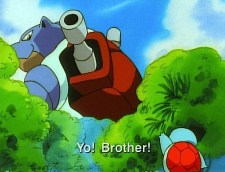 squirtle blastoise brother