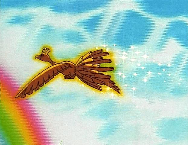 ho-oh rainbow