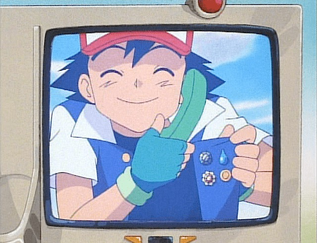 ash badges phone happy