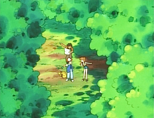 ash misty brock lost argue