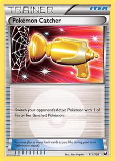 pokemon catcher dark explorers dex 111 official